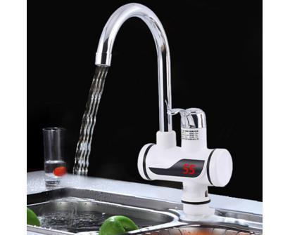 Průtoková vodovodní baterie stojánková s elektrickým ohřevem vody model FO-J01