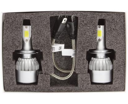 H7 žárovka LED C6 6000K sada 2 kusy