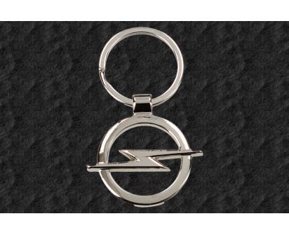 Klíčenka - znak OPEL Chrom 3,5 cm