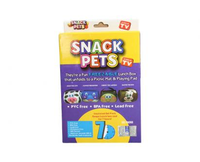Chladící taška na svačinu SNACK PETS