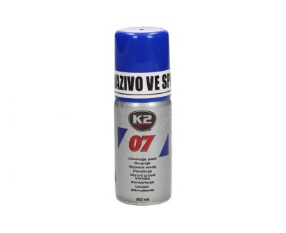 K2 07 50 ml - mazivo ve spreji