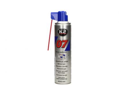 K2 07 400 ml - mazivo ve spreji