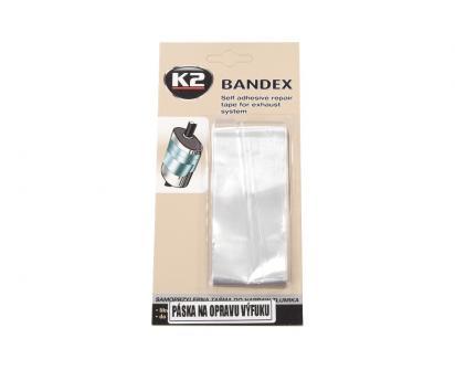 K2 BANDEX páska na opravu výfuku 5 cm x 1 m