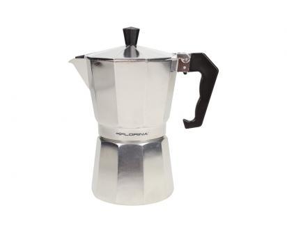 Kávovar Grande na plotnu kovový
