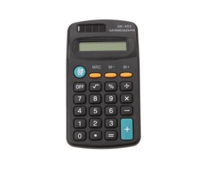 Digitální malá kalkulačka