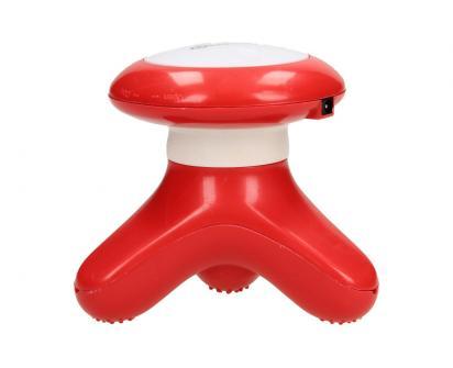 Mini elektrický ruční masér s vibrací