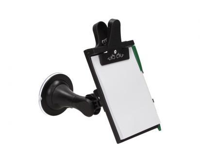 Papírový tablet na přední sklo s klipsnou