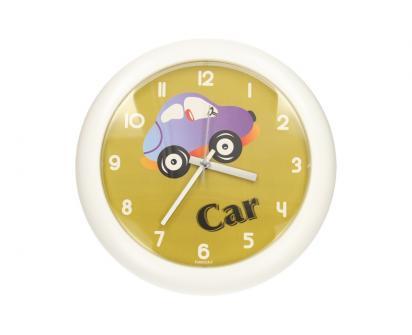 Nástěnné hodiny FLORINA FUNNY auto ručičkové