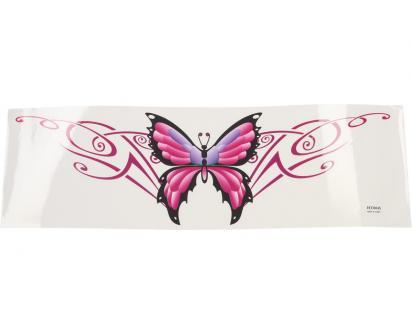 Samolepka motýl 44 x 15 cm