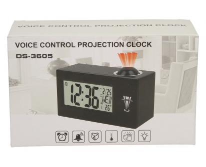 Digitální projekční hodiny DS-3605