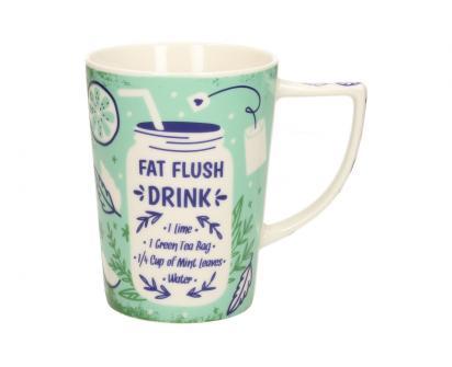 Hrnek Fat Flush Drink 410 ml