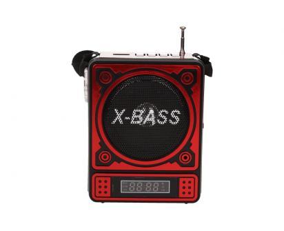 Multimediální rádio GF-6188TD REC-MIC