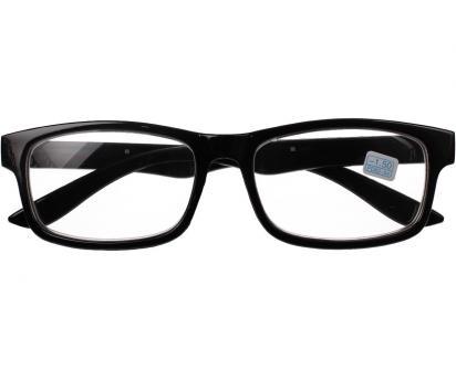 Dioptrické brýle pro krátkozrakost -1,50 černé