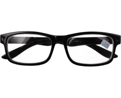 Dioptrické brýle pro krátkozrakost -3,00 černé