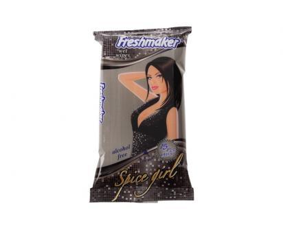 Freshmaker vlhčené ubrousky 15ks Spice Girl