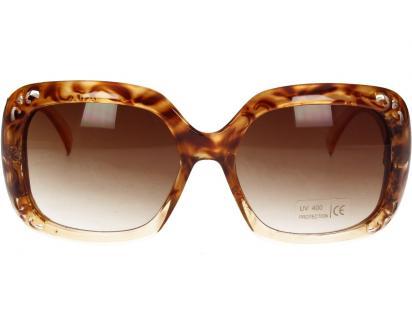 Sluneční brýle Zlaté Žíhané WJ231