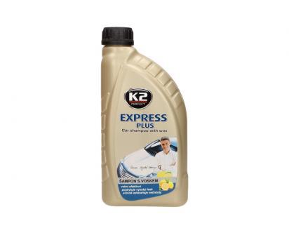 K2 EXPRESS plus 1 L - šampon s voskem