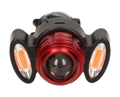 Univerzální LED světlo, svítilna na kolo