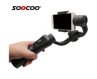 Profesionální, univerzální stabilizátor SooCoo Gimbal PS3