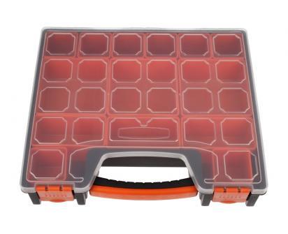 Univerzální kufřík s pořadníky