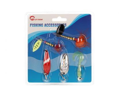 Rybářské návnady sada 5 kusů