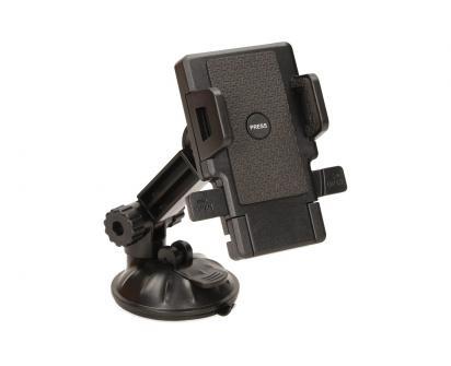 Samozavírací držák telefonu do auta 2266-AQ