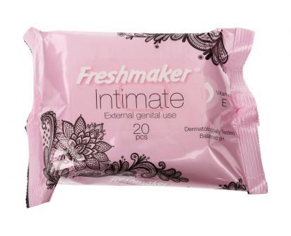 Freshmaker intimní vlhčené ubrousky 20ks