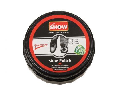 SHOW krém na boty 50 g- černá