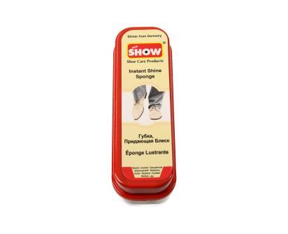 SHOW houbička napuštěná krémem na boty- neutrální
