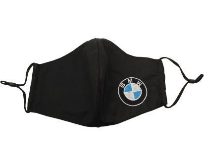 Rouška BMW vyšívaná