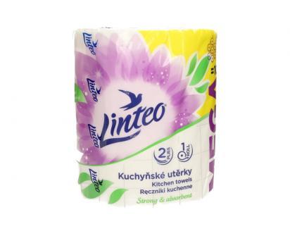 Kuchňské papírové utěrky Linteo MEGA 1ks