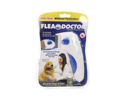 Hřeben proti blechám Flea Doctor