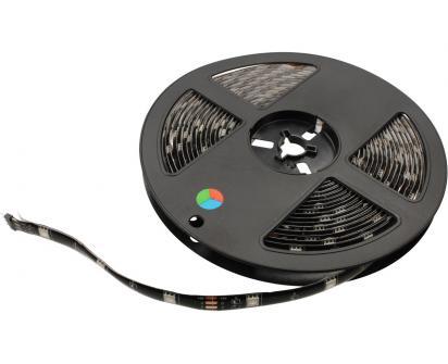 LED pásek RGB 5 m s ovladačem USB
