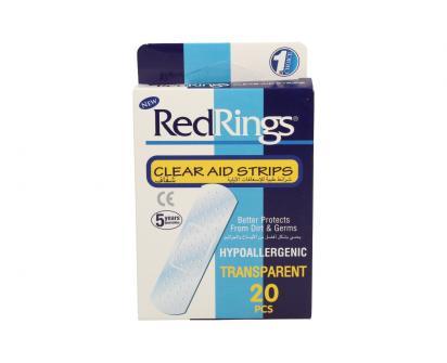Zdravotní náplasti Clear aid 20ks