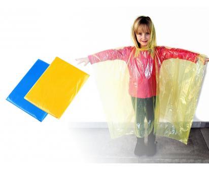 Dětská pláštěnka poncho slim