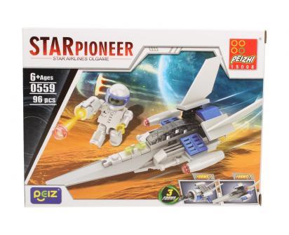 Stavebnice Peizhi Star Pioneer 0559