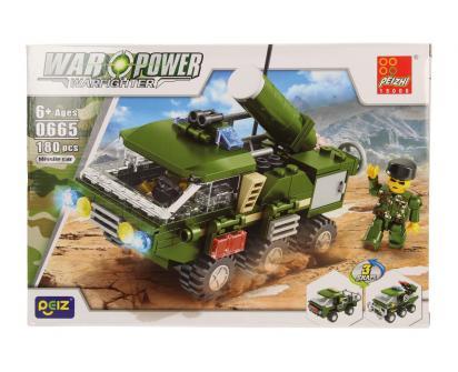 Stavebnice Peizhi War Power 0665