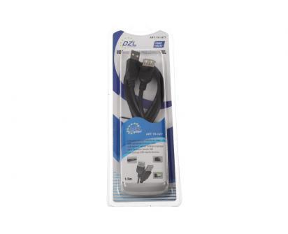 USB prodlužovací kabel YX-1477