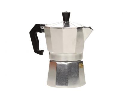 Kávovar na plotnu kovový