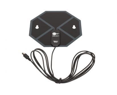 Ultra HD 1080 pokojová anténa šestiúhelníková
