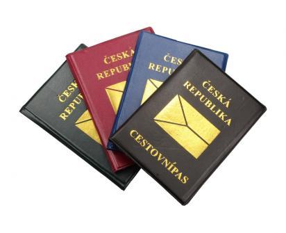 Pouzdro na cestovní pas