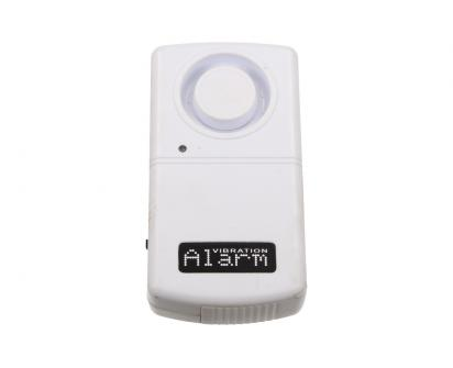 Alarm s čidlem na vibrace