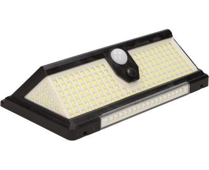 LED solární světlo s pohybovým čidlem CL-S190