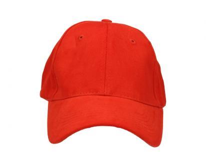 Kšiltovka HeadWear červená