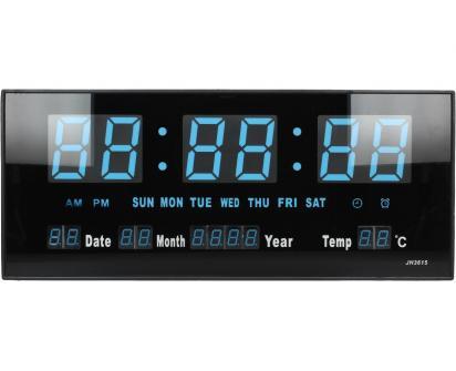 LED digitální hodiny JH3615