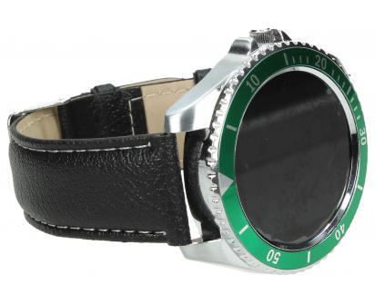 Hodinky Smart Watch Z27 stříbrné