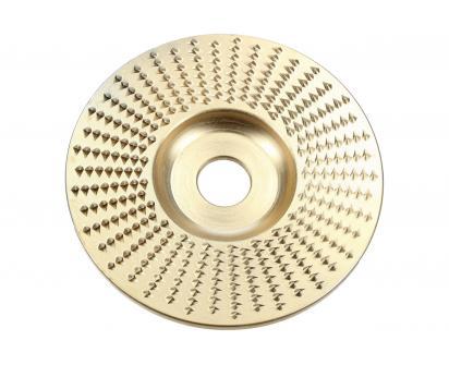 Kotouč rašplový na dřevo 100mm x 16mm
