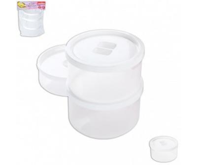 Náhradní dózy k jogurtovači - 3 ks
