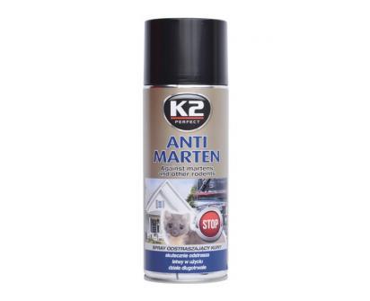 K2 ANTI MARTEN - sprej proti kunám a kočkám