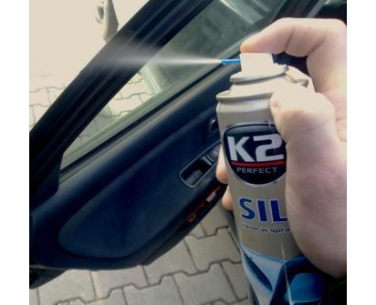 K2 SIL 300 ml - silikonový olej ve spreji